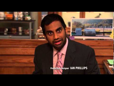Parks and Recreation - Tom Haverford demands abstract art