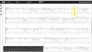 Một Thuở Yêu Người - Nhạc Hoa (tab guitar)