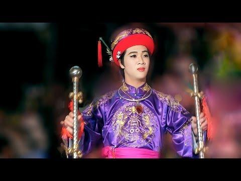 Hầu Bóng VN : Thanh Đồng Trần Vũ Tiến Hầu Giá Hoàng Bảy