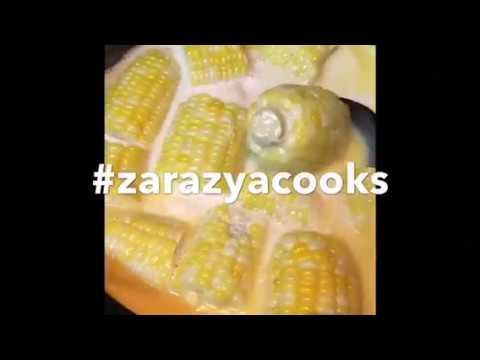 Zara Zya - @zarazyacooks (Jagung Susu)