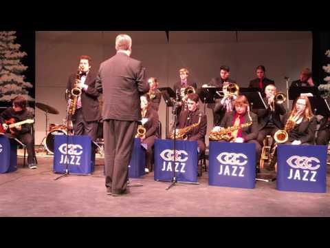 Clackamas Community College Jazz Band