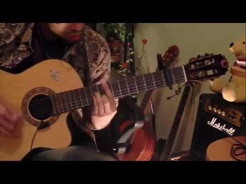Mujhse Dosti Karoge - Jaane Dil Mein  Guitar Cover