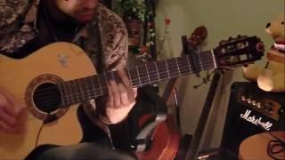 Mujhse Dosti Karoge Guitar Cover
