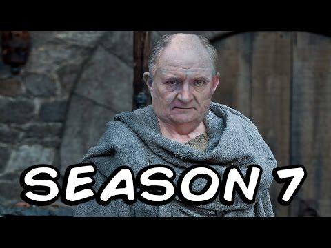 Season 7 Cast Update! Jim Broadbent (Game of Thrones)