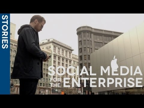 Social Media for the Enterprise - A Business Case