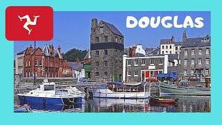 A tour of beautiful Isle of Man and its capital Douglas
