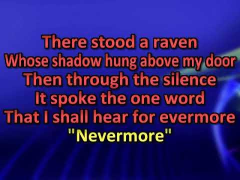 Alan Parsons Project   The Raven [Karaoke]