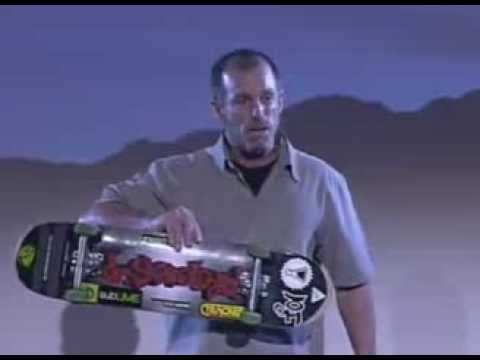 Dr. Skateboard's action science: Dr. Bill Robertson at TEDxElPaso