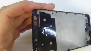 Huawei Mate 10 lite disassembly LCD replacement