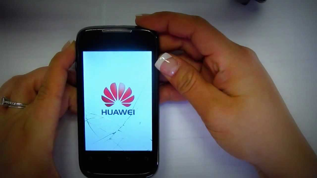 Hard Reset Huawi Ascend M865 Us Cellular Youtube