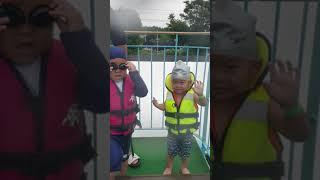 [로로형제] 배다골테마파크 수영장 슬라이드 1인칭 시점