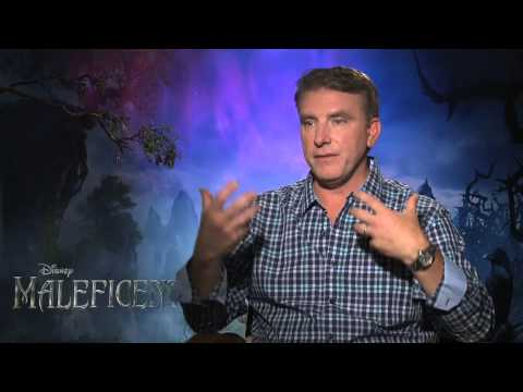 Robert Stromberg Talks About Directing Malefecient