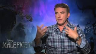 Robert Stromberg Talks About Directing Malefecient