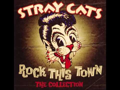 The Stray Cats - Cryin' Shame