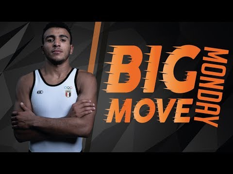 Big Move Monday -- El Sayed M. (EGY) -- Senior Worlds 2019 #WrestleNursultan