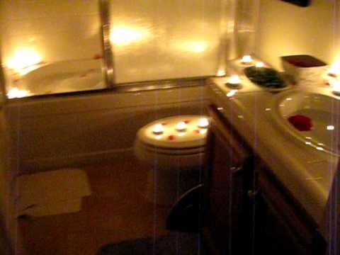 Romantic Bubble Bath For My Babe
