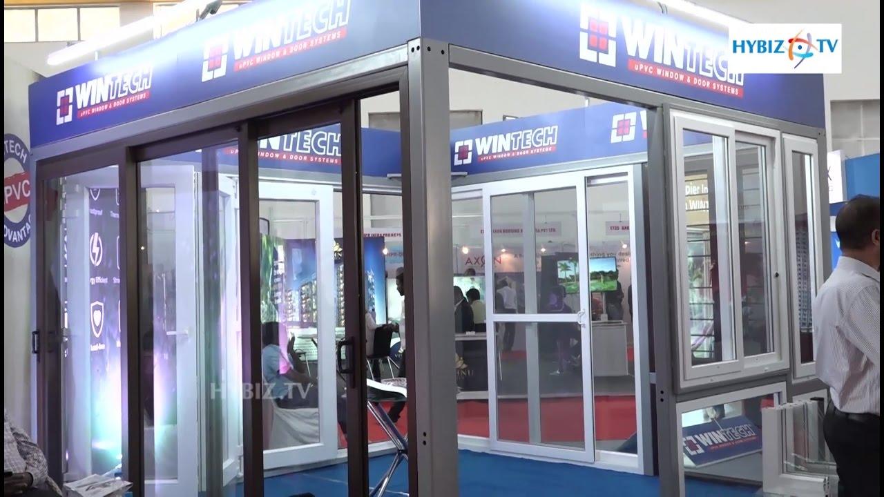 Wintech Upvc Window Door Systems Property Show 2016 Hyderabad Hybiz