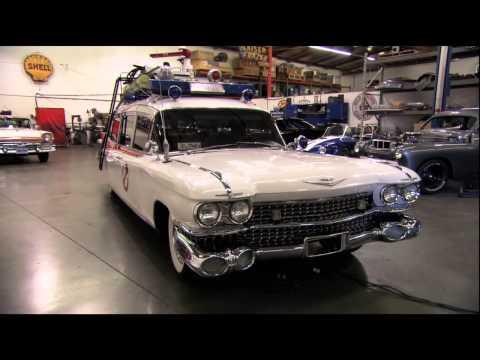 Ecto 1 | Resurrecting the Classic Car