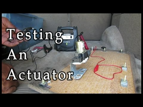 Discover How To Test A Door Lock Actuator On Your Car Or