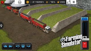 Fs 16 Farming Simulator 16 - Silage Trailers Are Full Timelapse #20 screenshot 2