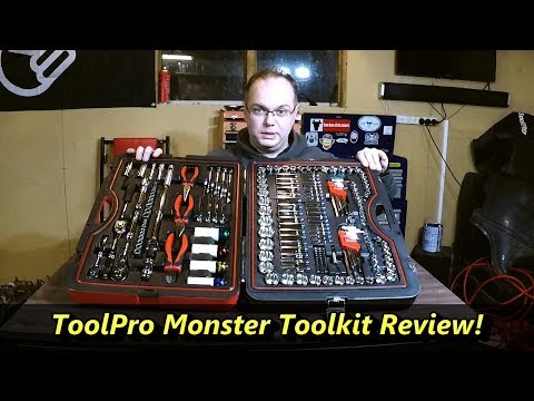 toolpro-198-piece-automotive-tool-kit-review-&-test