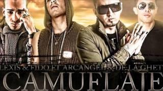 Camuflaje (Official Remix) Alexis & Fido ft Arcangel & De La Ghetto