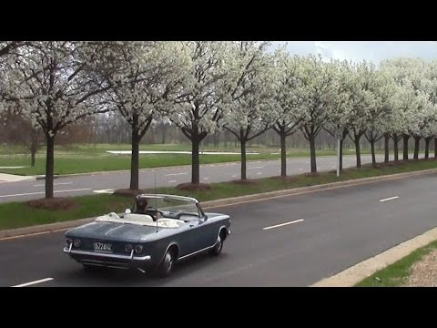 Chevy Corvair Road Test & Review by Drivin' Ivan