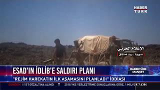 Esad'ın İdlib'e saldırı planı