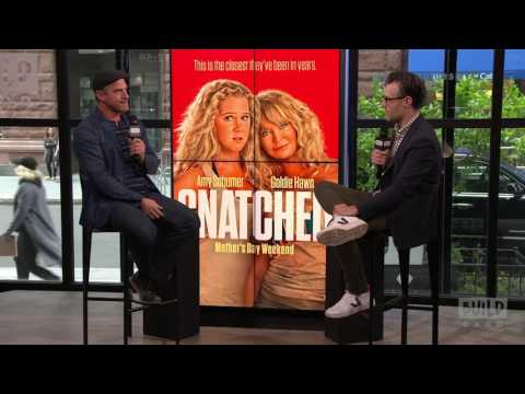"Chris Meloni Speaks on New Movie ""Snatched"""