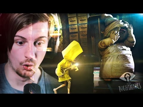 IT CAN ONLY GET WORSE.. || Little Nightmares (Part 2)