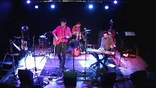 Jeff Thompson Trio LIVE @ Asheville Music Hall 12-15-2017
