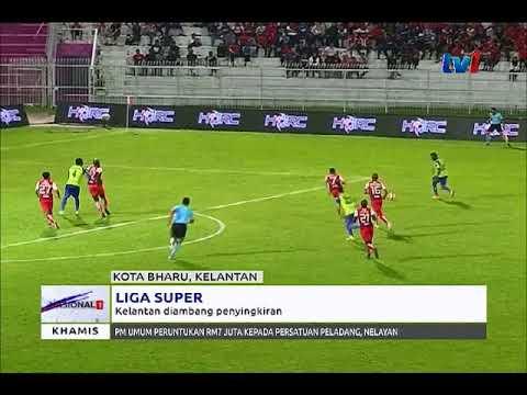 LIGA SUPER 2017 - KELANTAN DIAMBANG PENYINGKIRAN [28 SEPT 2017]