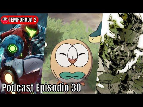🔴🎙️Podcast -T2- capítulo 30- Metroid, todo es metroid🔴🎙️