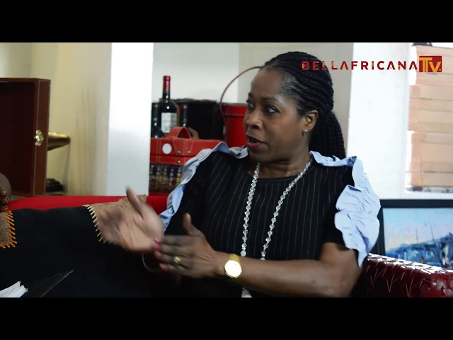 SIOD Leather Interview Bellafricana TV Episode 4