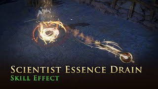 Path of Exile: Scientist Essence Drain
