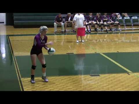 2019 Varsity Volleyball South Greene High School   North Greene High School 9-3-2019
