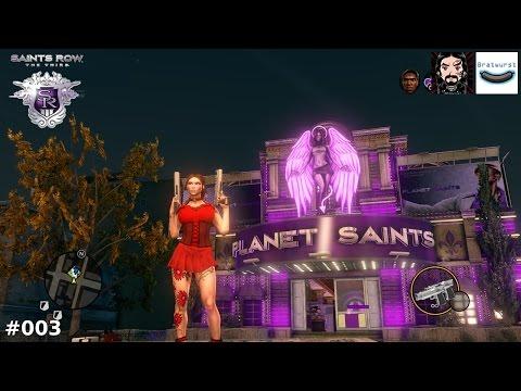 [Saint Row: The Third] #003 - Shopping Queen