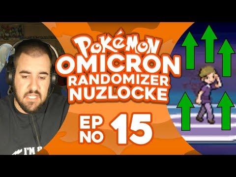 "Pokémon Omicron Randomizer Nuzlocke - Episode #15 ""GHASTLY BOOSTS"""