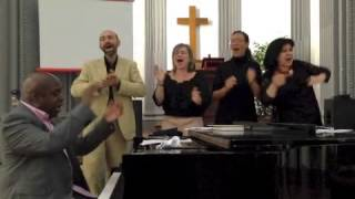 Lord We Try (Swing)   Nehemiah H. Brown & the 4 G Singers   Mobile