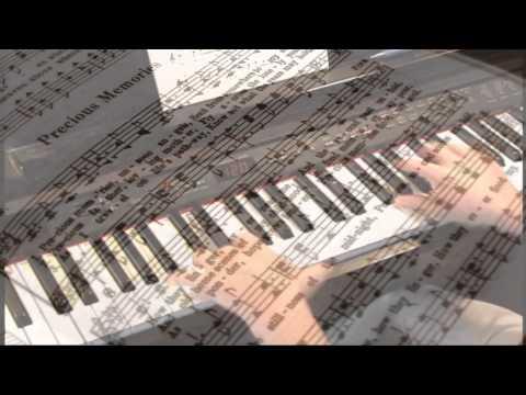 Precious Memories - J.B. Wright - Piano