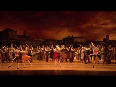 Dutch National Ballet's Don Quichot back on stage at the Amsterdam Music Theatre