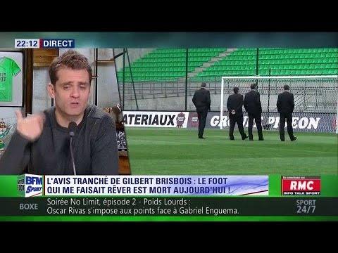 L'avis tranhé de Gilbert Brisbois sur la vidéo dans le foot