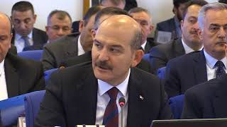 İçişleri Bakanı Süleyman Soylu TBMM Plan ve Bütçe Komisyonu Konuşması - 15 Kasım 2017