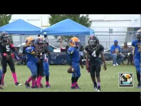 Miami Gardens Ravens VS Northside Panthers . 80 lbs . 2011