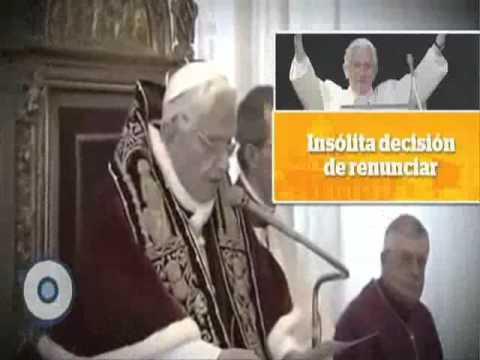 Su Santidad Benedicto