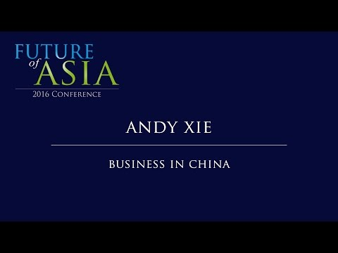 Andy Xie   Business in China