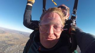 Skydive Alice Springs during Finke 2017