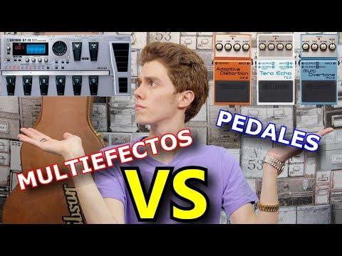 Pedalera Multiefectos VS Pedales Individuales ¿Que Es Mejor
