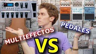 vuclip Pedalera Multiefectos VS Pedales Individuales ¿Que Es Mejor?