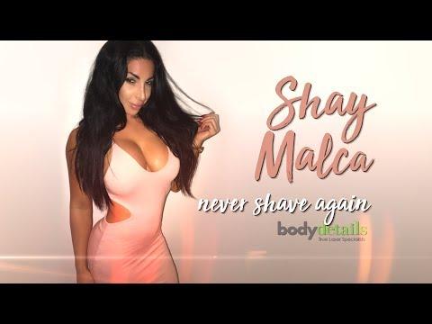 Laser Hair Removal Insider Look | Shay Malca | Body Details